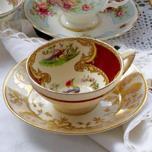vintage teacup