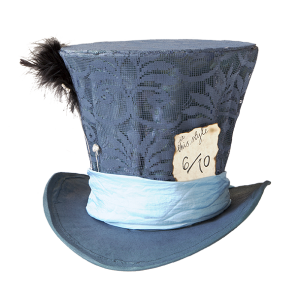 Home made Mad Hatter's Hat