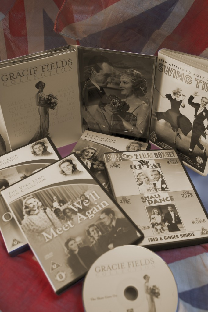 a picture of our 1930's and 1940's nostalgic films