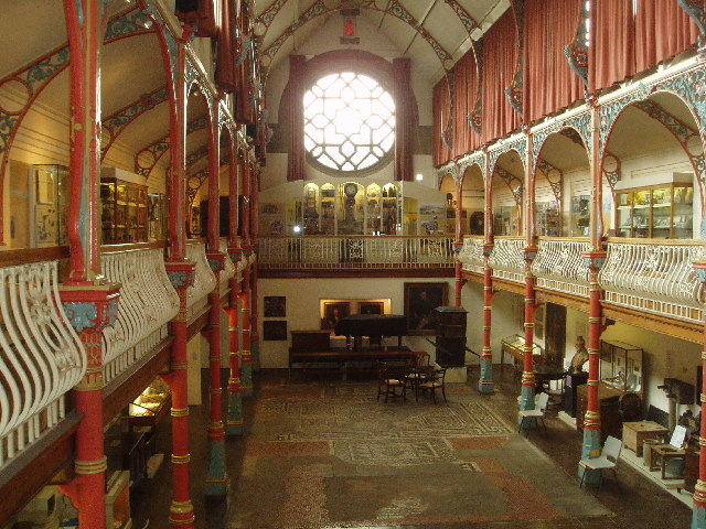 Victorian Hall Dorset County Museum