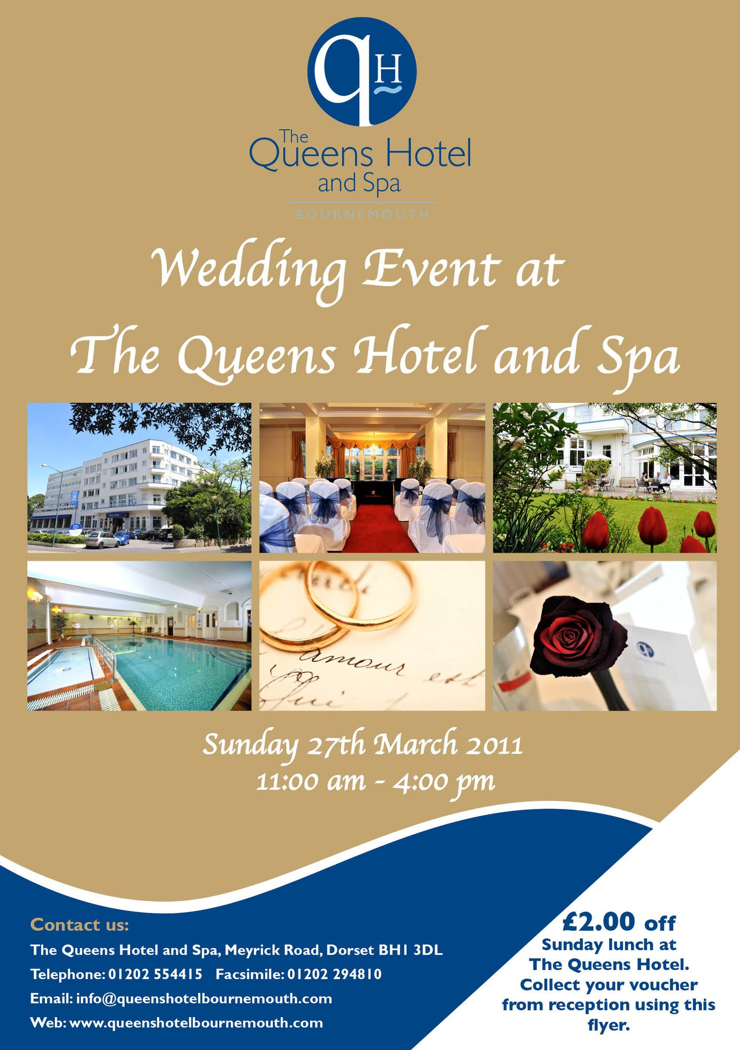 Wedding Event Poster