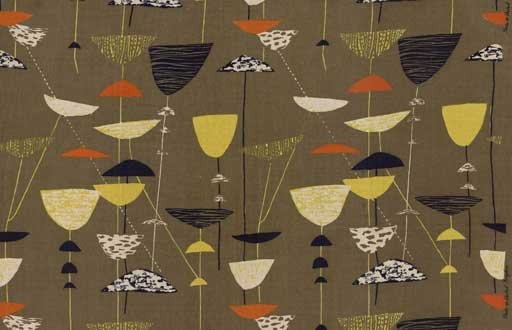 the Calyx design by Lucienne Day