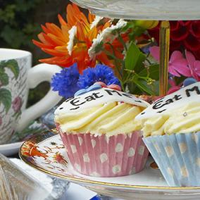 eat me cupcake ©vintage dorset