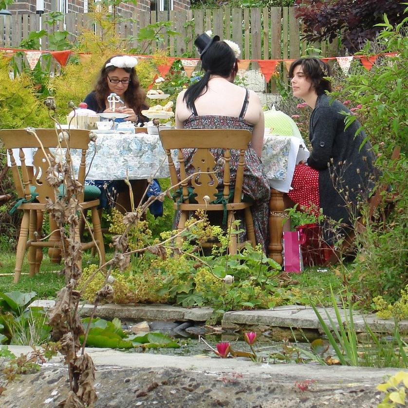vintage dorset Garden Party
