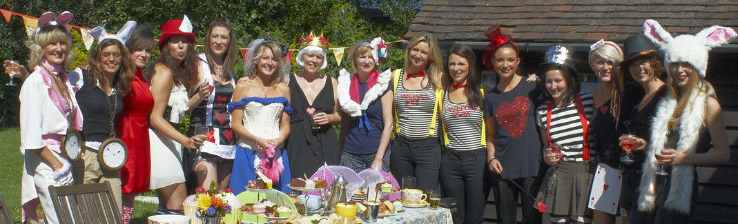 Mad Hatter Hen Party