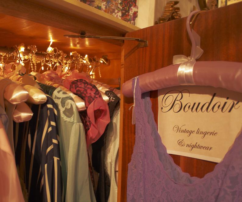 Alice's boudoir
