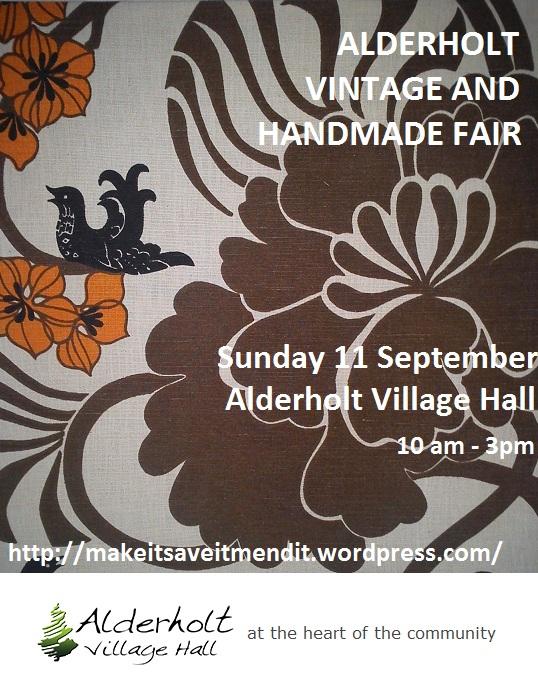Alderholt Vintage & Handmade Fair