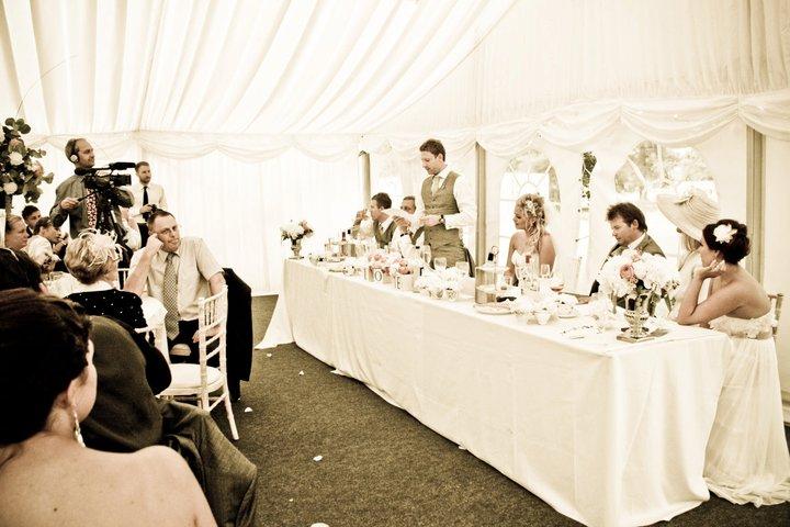 Anna's wedding