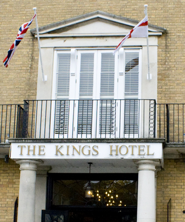 The Kings Hotel, Christchurch, Dorset