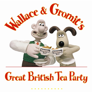 Wallace & Gromit's Tea Party