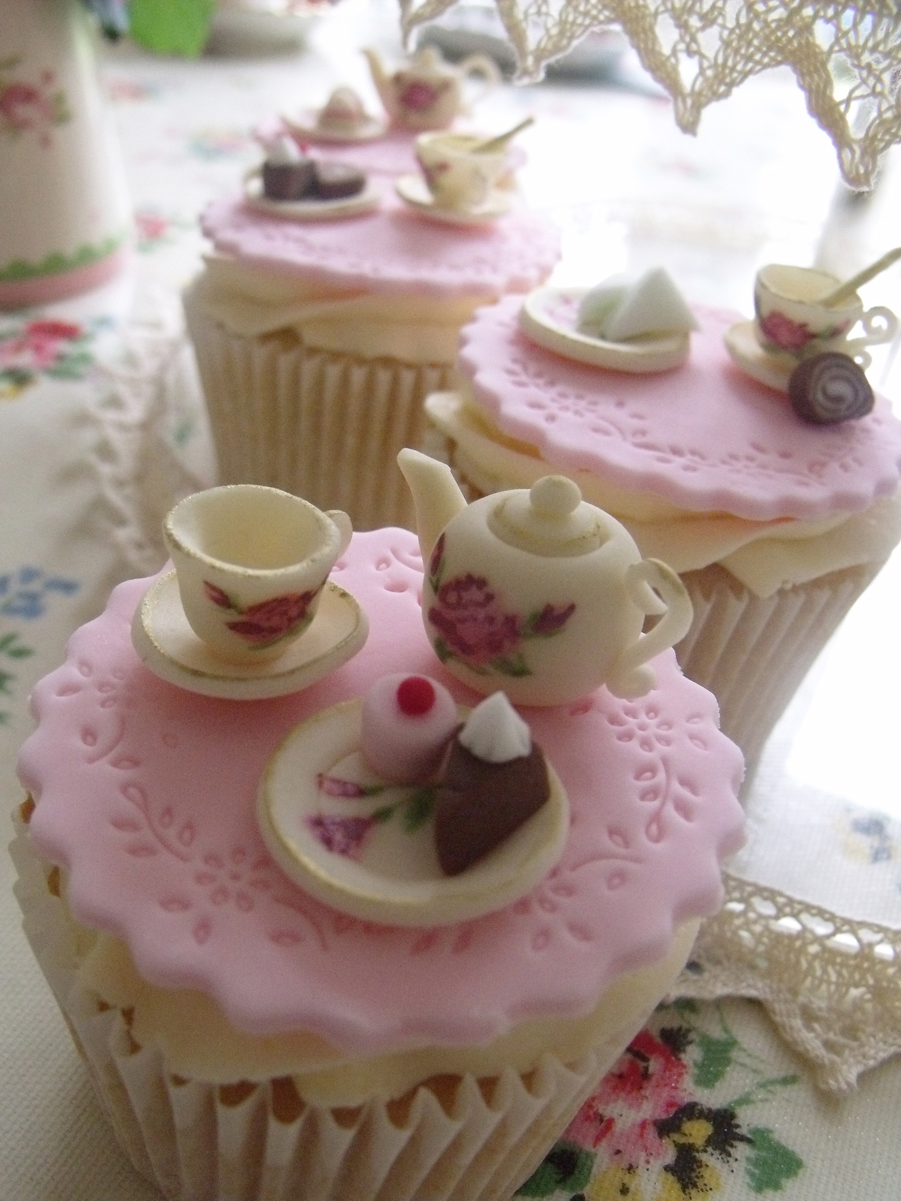 Vintage Dorset » cake decorating