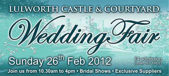 Dorset Wedding Fair, Lulworth, vintage