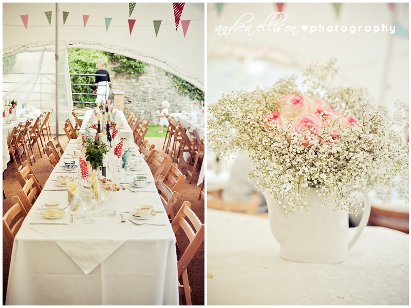 Dorset vintage wedding