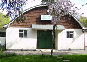 West Parley Memorial Hall