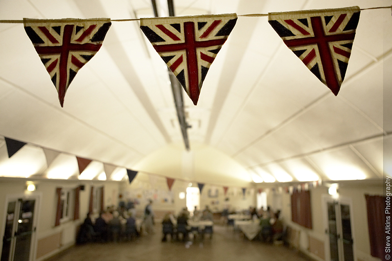 union jack bunting
