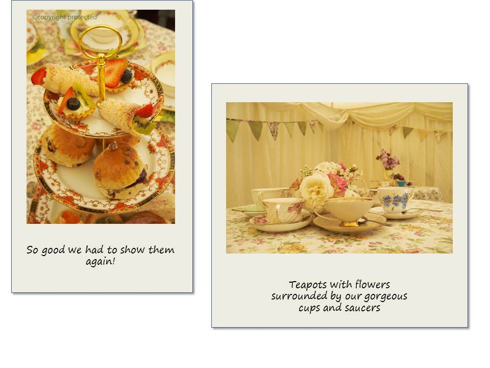 Ellis & Partners vintage tea by Vintage Dorset